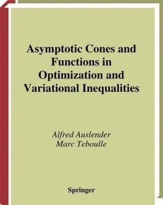 Asymptotic Cones and Functions in Optimization and Variational I
