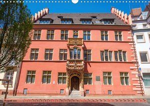 Freiburg im Breisgau - Die Schwarzwaldmetropole (Wandkalender 20
