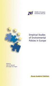 Empirical Studies of Environmental Policies in Europe