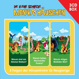 Die kleine Schnecke Monika Häuschen - Hörspielbox Vol. 2