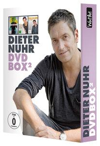 DVD-Box 2 (Nuhr die Ruhe, nur ein Traum, Nuhr unter uns)