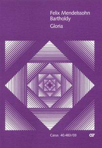Gloria Es-Dur, Klavierauszug