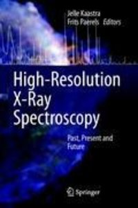 High-Resolution X-Ray Spectroscopy