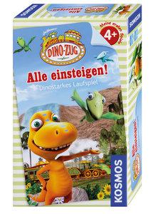Dino-Zug - Alle einsteigen!