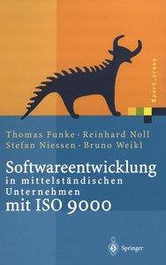 Softwareentwicklung in mittelständischen Unternehmen mit ISO 900