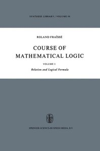Course of Mathematical Logic