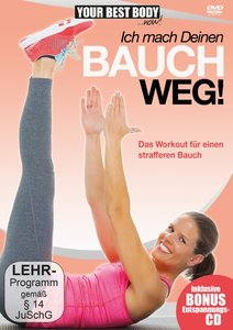 Your Best Body/Bauch Weg! (DVD+CD)