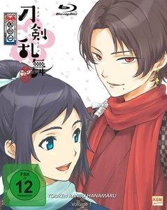 Touken Ranbu Hanamaru - Episode 01-04