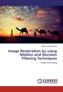 Image Restoration by using Median and Decision Filtering Techniq