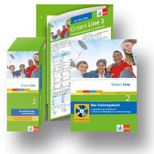 Green Line 2 - Lern-Set mit Audio-CD