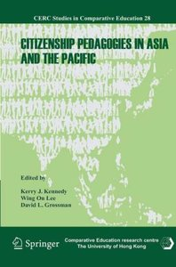Citizenship Pedagogies in Asia and the Pacific