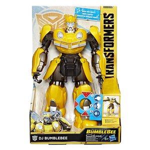 Transformers Bumblebee Movie Hero DJ