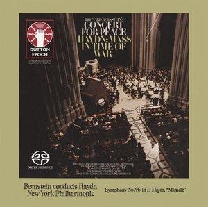 Mass In Time For War/Sinfonie 96