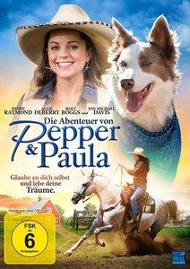 Die Abenteuer von Pepper und Paula, 1 DVD
