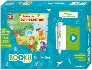 BOOKii® Starterset WAS IST WAS Kindergarten Erlebe die Jahreszei