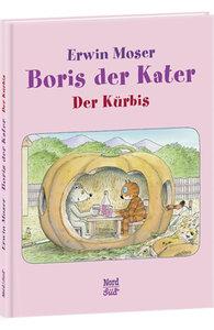 Boris der Kater - Der Kürbis