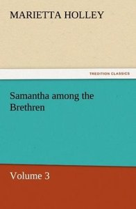 Samantha among the Brethren - Volume 3