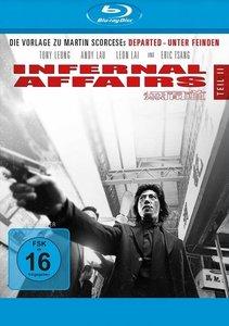 Infernal Affairs. Tl.2, 1 Blu-ray