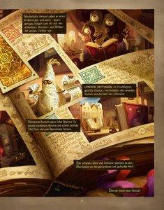 Die Stadt der Träumenden Bücher (Comic)