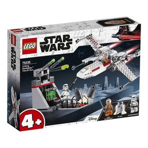 SW X-Wing Starfighter (4+)