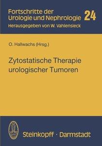 Zytostatische Therapie urologischer Tumoren