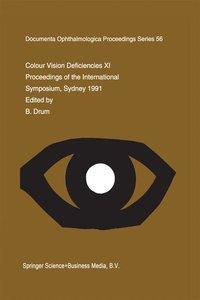 Colour Vision Deficiencies XI