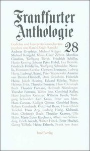 Frankfurter Anthologie 28