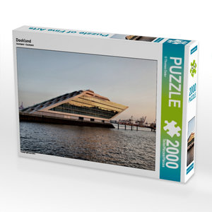 Dockland 2000 Teile Puzzle quer