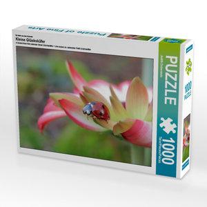 Ein Motiv aus dem Kalender Kleine Glückskäfer 1000 Teile Puzzle
