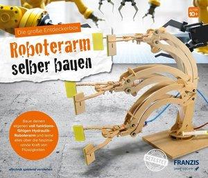 Die große Entdeckerbox: Roboterarm selber bauen