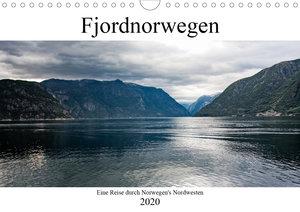 Fjordnorwegen (Wandkalender 2020 DIN A4 quer)