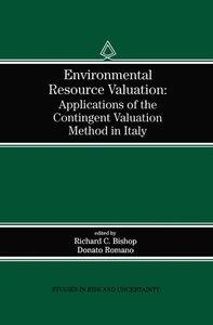 Environmental Resource Valuation