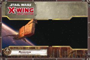 Asmodee FFGD4017 - Star Wars X-Wing: Reisszahn Erweiterungspack