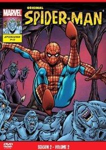 Original Spiderman-Season 2,