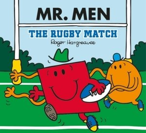 Mr Men: The Rugby Match