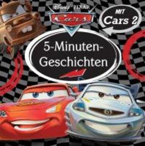 Disney: 5-Minuten-Geschichten - Cars 2