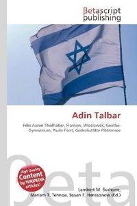Adin Talbar