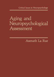 Aging and Neuropsychological Assessment