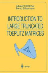 Introduction to Large Truncated Toeplitz Matrices