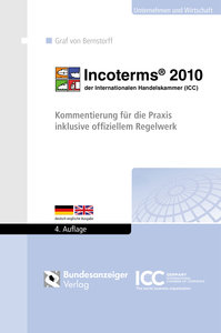 Incoterms® 2010 der Internationalen Handelskammer (ICC)