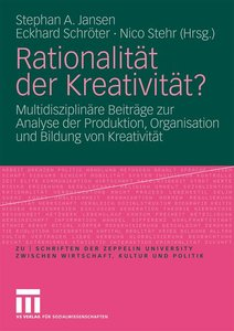 Rationalit¿der Kreativit¿