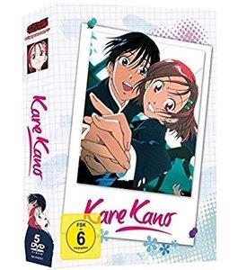 Kare Kano - Gesamtausgabe - DVD Box (5 DVDs)