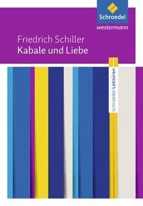 Kabale und Liebe: Textausgabe