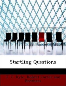 Startling Questions