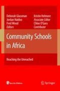 Community Schools in Africa