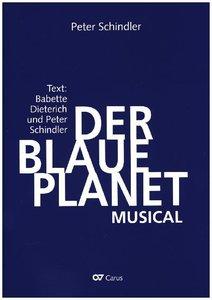 Der Blaue Planet, Klavierauszug