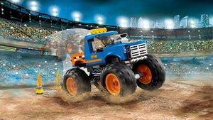 City Monster-Truck