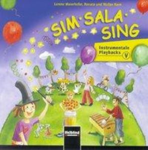 Sim Sala Sing. AudioCD