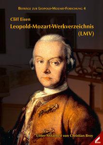 Leopold-Mozart-Werkverzeichnis (LMV)