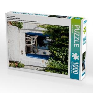 Ein Motiv aus dem Kalender Einladendes Kreta 1000 Teile Puzzle h